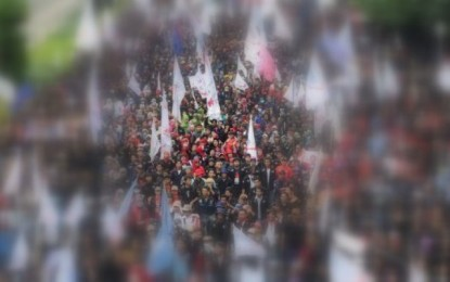 Buruh Dan Demo Kenaikan Upah